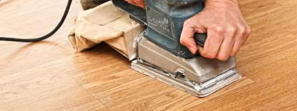 PREPARING YOUR HARDWOOD FLOOR TO BE RE-SANDED