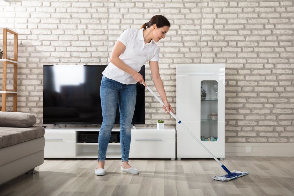 How to Take Care of Hardwood Flooring in Summer
